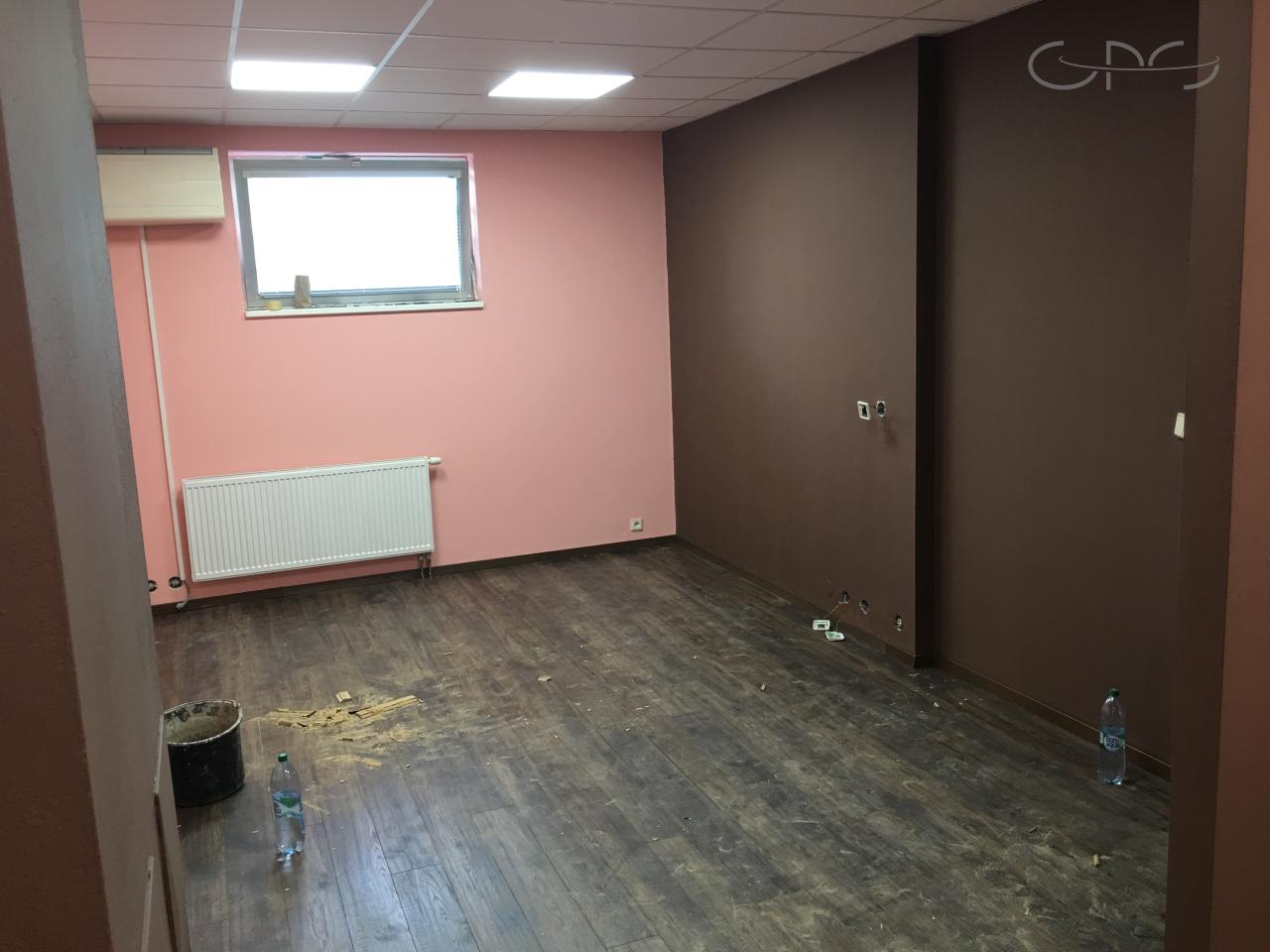 Rekonštrukcia salónu